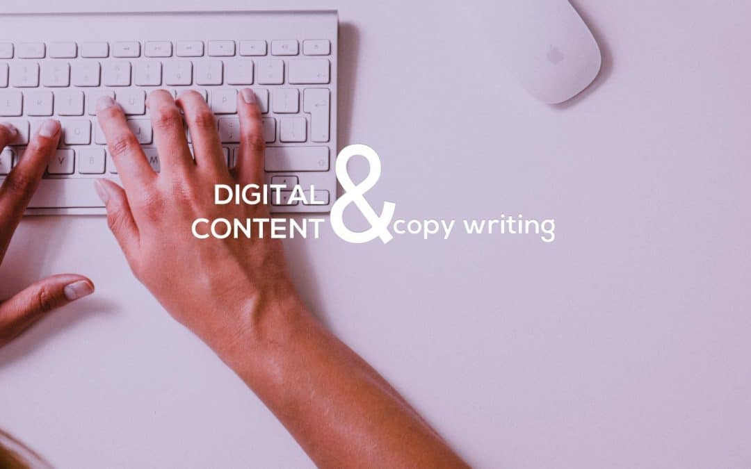 Better Digital Content and Copywriting