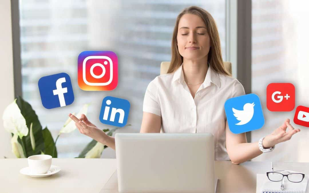 6 tips to keep you on top of your social media presence